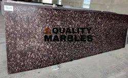 Quality marble Brown parl granite