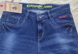 Cotton Knitting Men Wrangler Texas Jeans