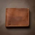 Customized Leather Mens Wallets
