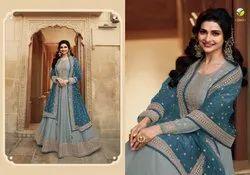Georgette Wedding Wear Vinay Fashion Prachi Salwar Suits