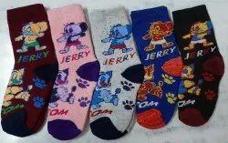 Ayush Men Child Towel Socks