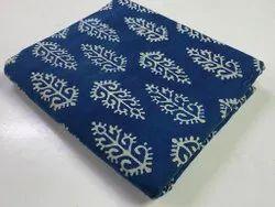 Cotton Hand Block Printed Pure Cotton Fabric.