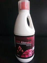 Red aloevera, For Beauty, Packaging Type: Bottle