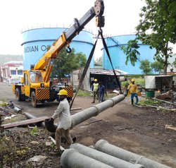 Concrete Frame Structures Industrial Building Construction