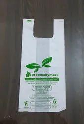 Bio Compositable Carry Bags