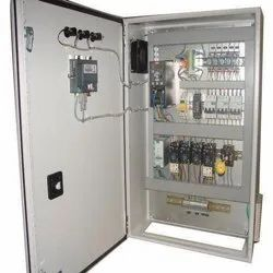 Steel Rectangular Electric Panel Box, For Outlets