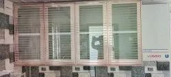 Kitchen Profile Back Painted Glass, Thickness: 4mm To 12mm