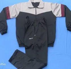 Cotton Tracksuit Jacket