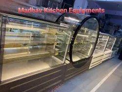 Bakery Sweet Display Counter