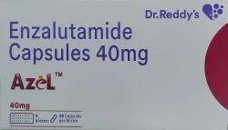 Azel Enzalutamide 40 Mg Capsules