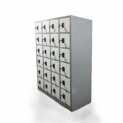 24 Door Metal Locker