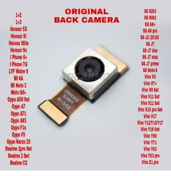 Mobile Back Camera