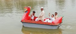 Dragon Boat Paddle 4 seater