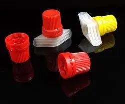 Plastic Spout And Cap