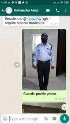 Corporate Male School Security Guard Service, in Delhi