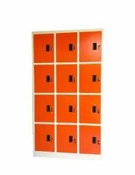 12 Door Industrial Lockers