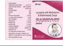 Pcd Franchise For Multivitamin Drops