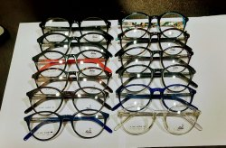Pento Spectacle Frames