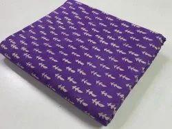 Bagru Hand Block Printed Pure Cotton Fabric