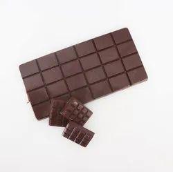 Brown Bar Dark Chocolate Compound