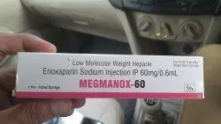 Enoxaparin Sodium Injection Ip 60 Mg