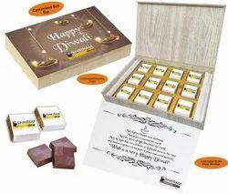 Customized Happy Diwali Chocolate Gifts, Chocolate Packaging Gift, Customized Chocolate Gifts
