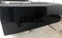 Quality marble R Black Granite