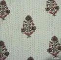 Indigo Handmade Kantha Bed Cover