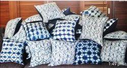 Hand Dyed Shibori Tie Dye Cushion cover