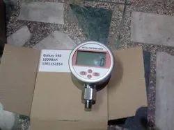 Galaxy Digital Pressure Gage  PCM580 Range -1 To 6 Bar