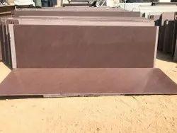 Gangsaw size Red Mandana Sandstone Slabs