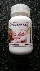 Elderberry Capsules, 500mg, Packaging Type: Bottle