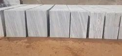 Gold mines White Makrana Dungri Marble Tiles, For Flooring, Thickness: 17 mm