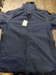 S.smart Wear Cotton Mens Plain Formal Shirt
