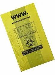 Hospital Biohazard Garbage Bags
