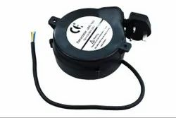Electric Scooter / Bike Charging Automatic Rewind Cable. Reel