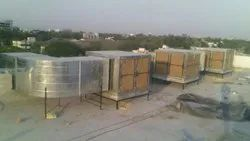 Marriage hall ducting