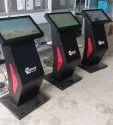 Touch Screen Kiosks With Printer
