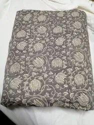Pure Cotton Hand Block Printed Fabrics