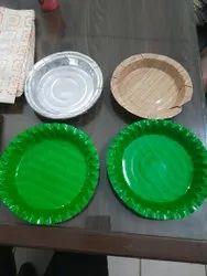 Disposable Designer Paper Plate