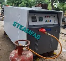 Gas Steam Boiler 100 kg/hr