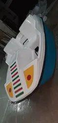 Car Frp Paddle boat