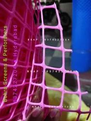 Coloured Tree Protection Mesh