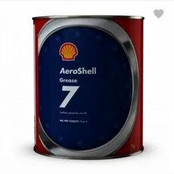 Shell Aeroshell Grease 7, Mil-Prf-23827, Packaging Type: Can, Unit Pack Size: 3 kg