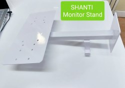 Hospital Monitor Stand