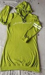 Women Gown Long T Shirt
