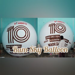 Sky Advertising Balloon for Hero Company In All India