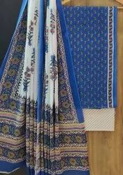 Cotton Casual Wear Ladies Printed Suits