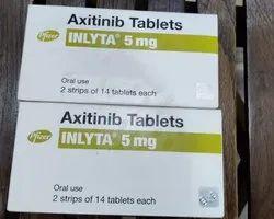 Inlyta 5 Mg Axitinib Tablets