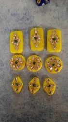 Fenshi Beads Pendal, Size: Oll